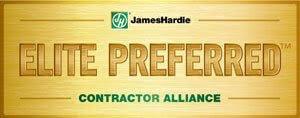 James Hardie Elite Preferred Contractor Arkansas